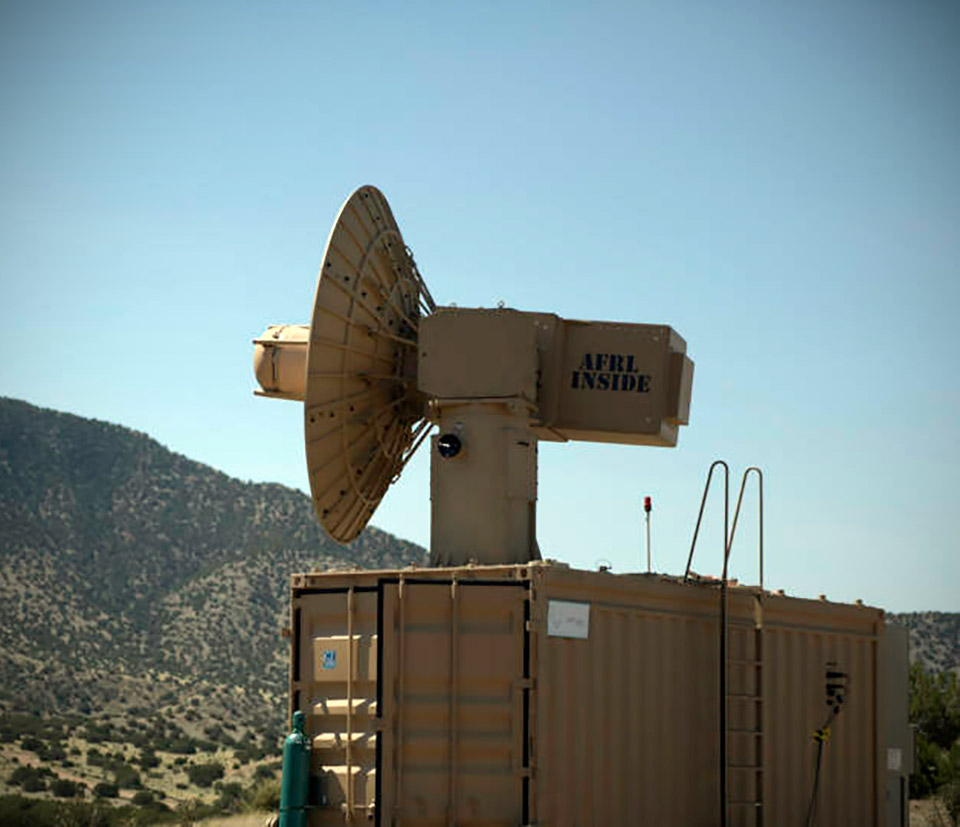 Tactical High Power Microwave Operational Responder THOR Drones