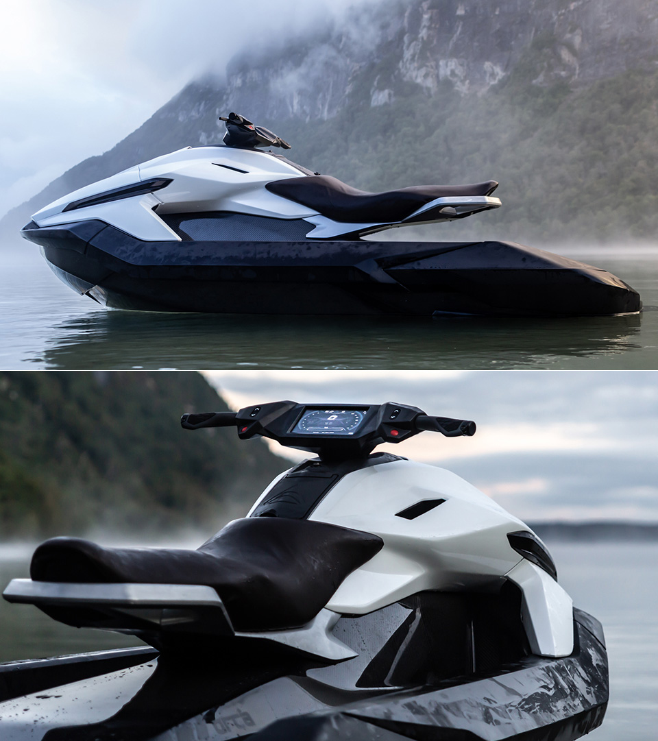 Taiga Orca Electric Watercraft