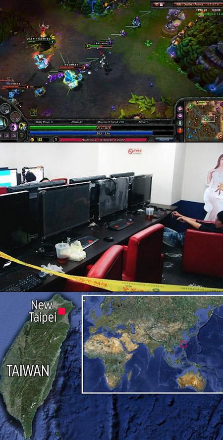 Taiwanese Gamer Dies
