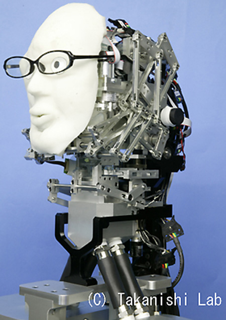 Creepy Talker Robot Sounds Weird - TechEBlog