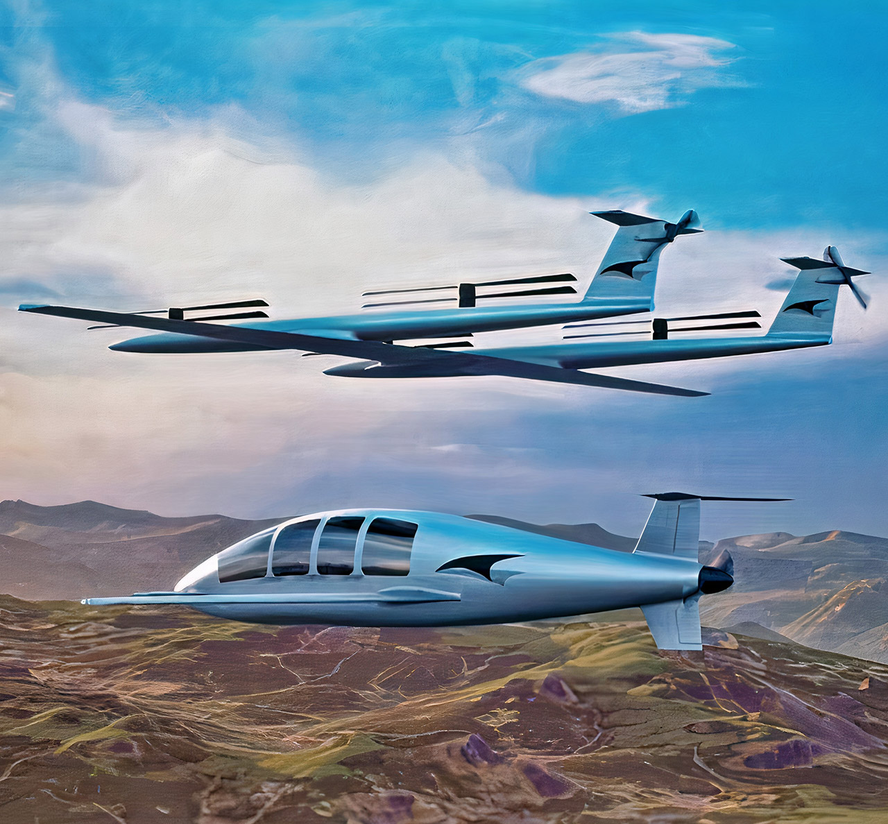 Talyn eVTOL Aircraft