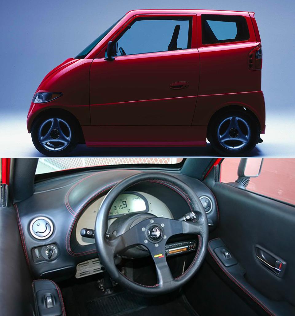 Tango T600 Electric Car