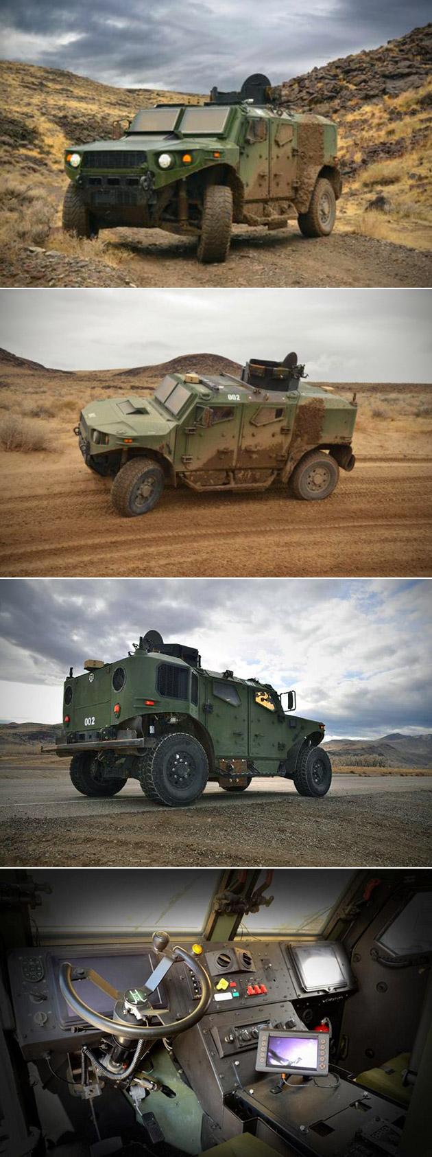 Tardec Ultra Light Vehicle