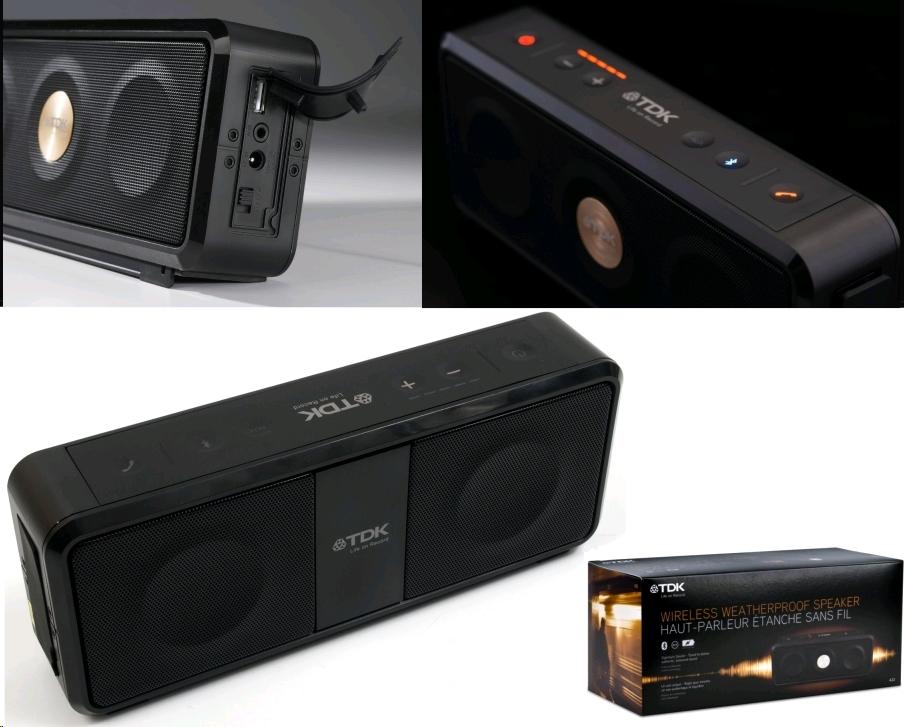 TDK Wireless Speaker