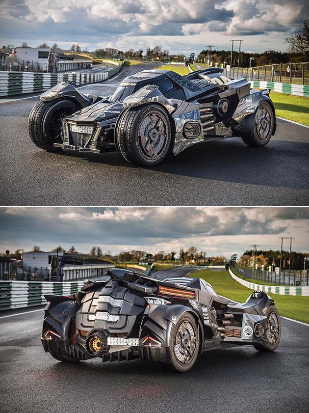 Team Galag Batmobile