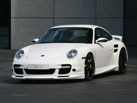 Video Techart Porsche 911 997 Turbo Hits Nardo Techeblog