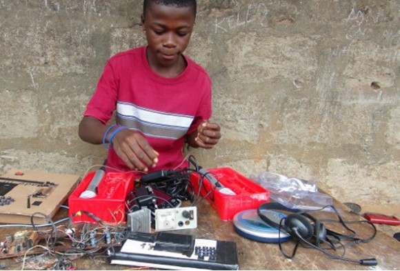 Teen Inventions