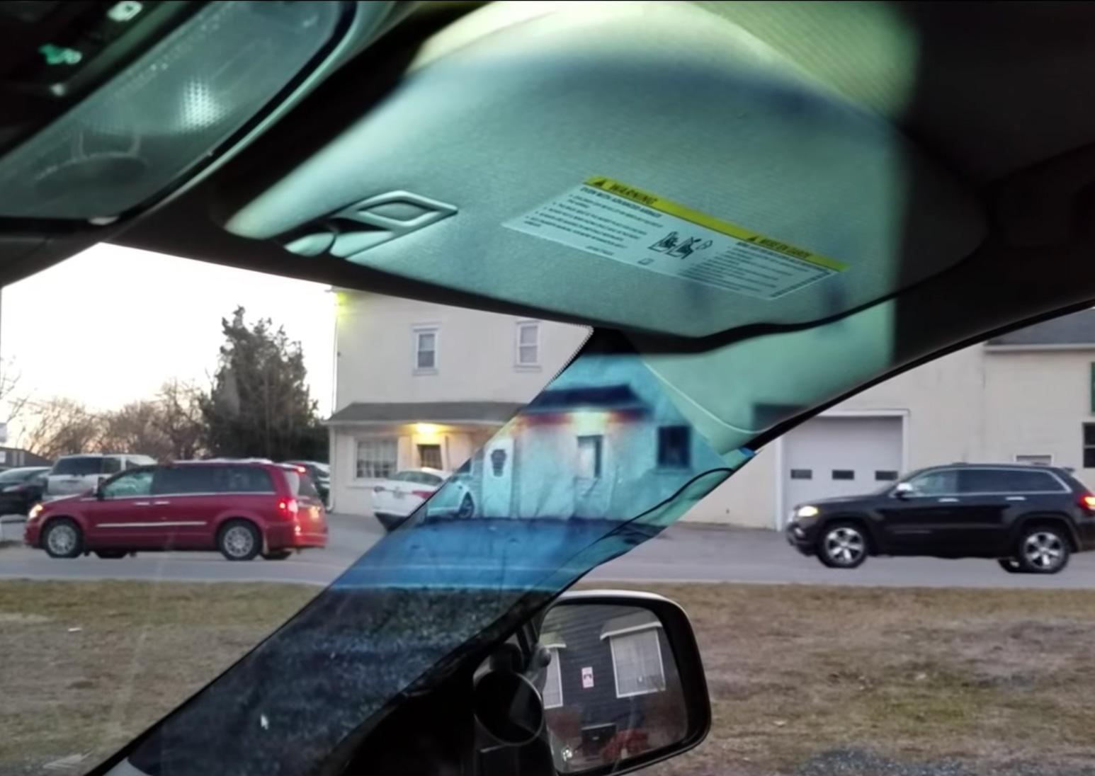 Teenager Blind Spots Eliminate