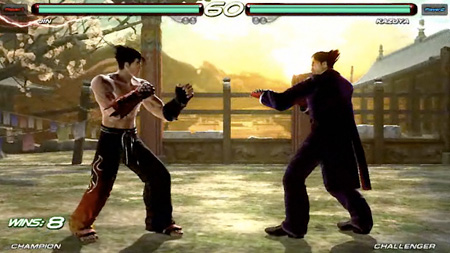 Tekken 6 Console Gameplay - TechEBlog