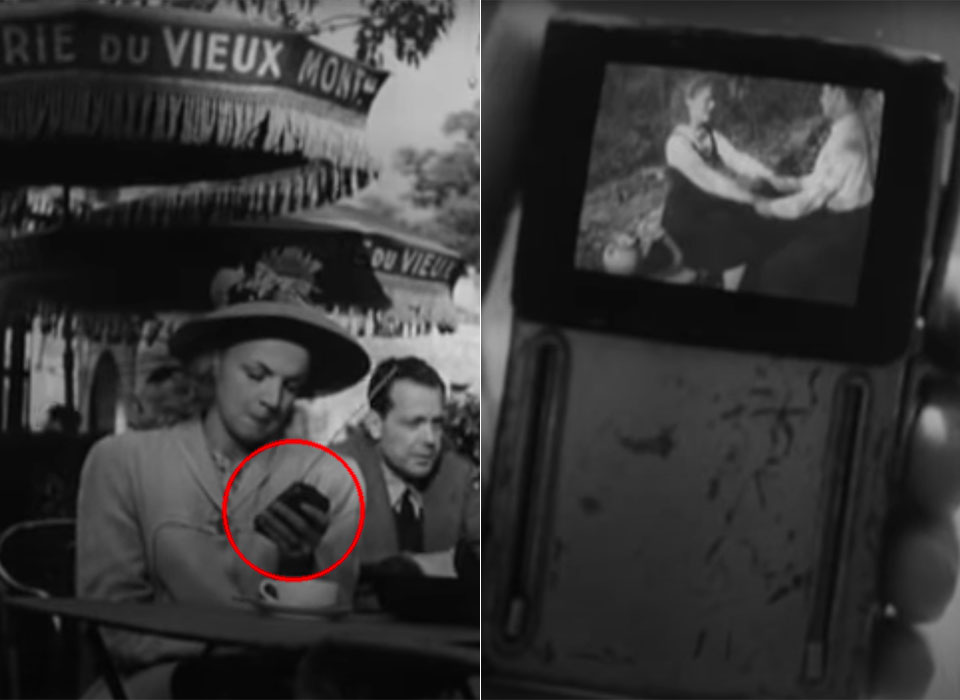 Television: Eye of Tomorrow Film 1947 Smartphone