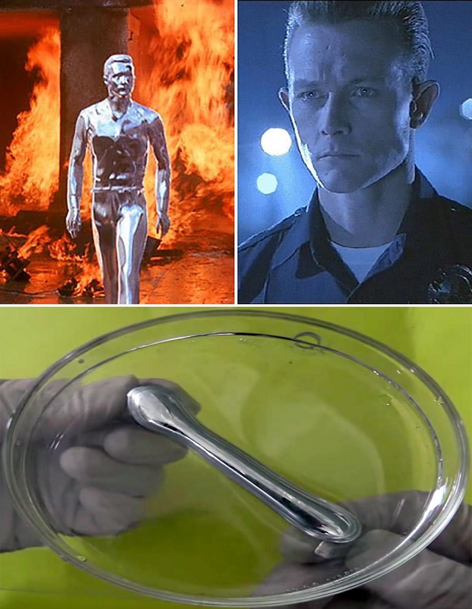Terminator Liquid Metal