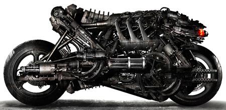 motocicleta terminator