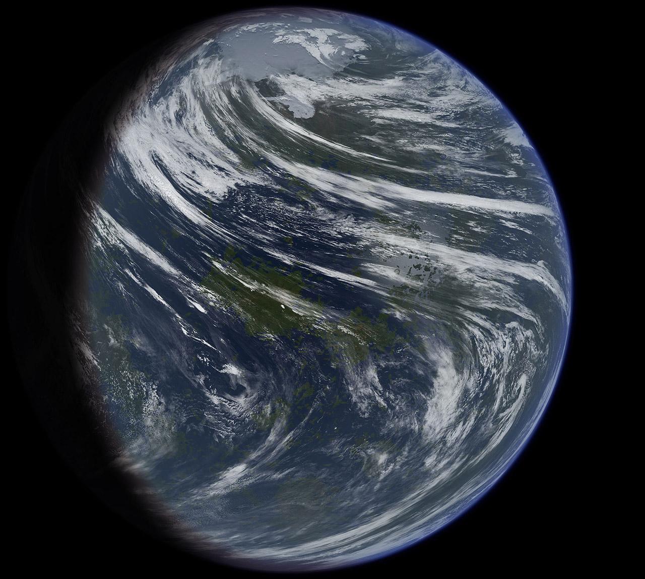 Terraforming of Venus