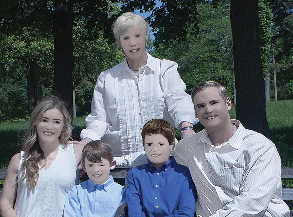 Terrible Family Photo