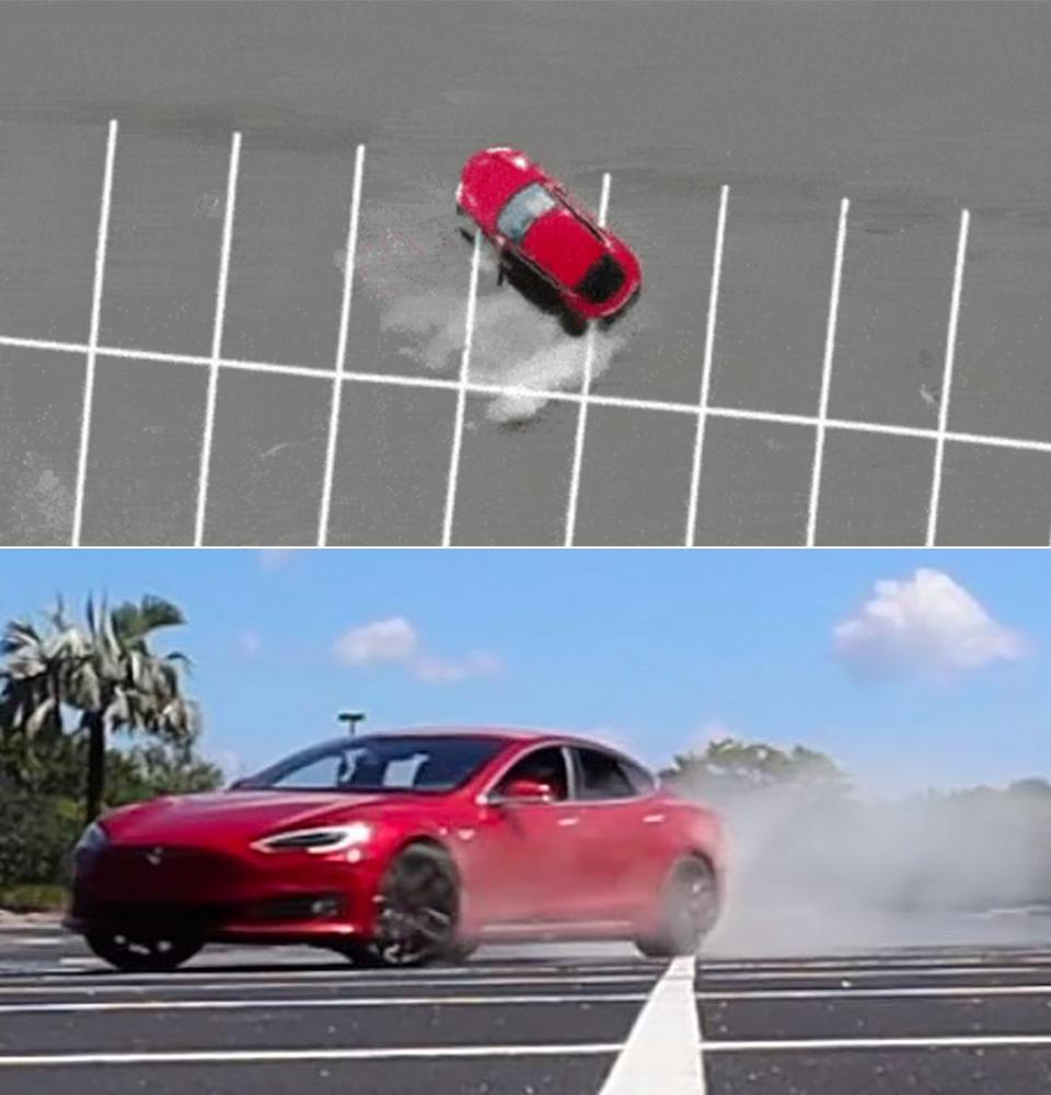 Tesla Bug Donuts