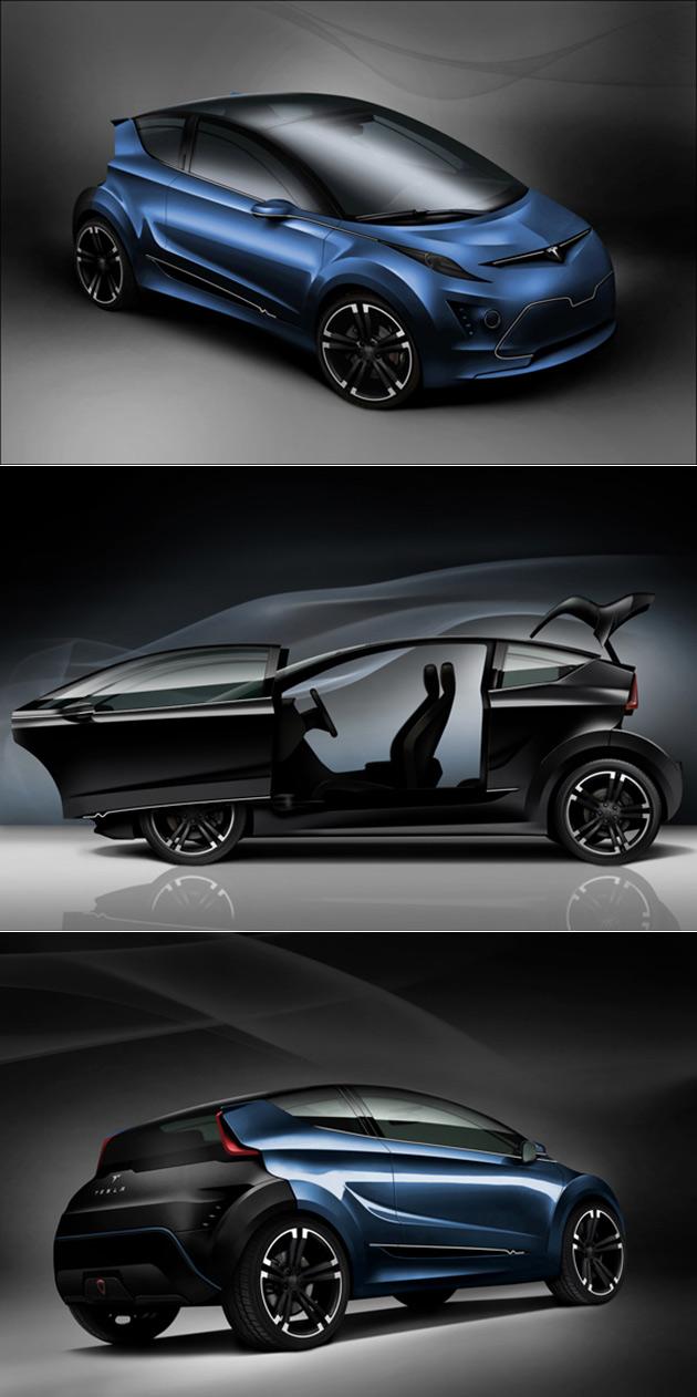Tesla C Hatch