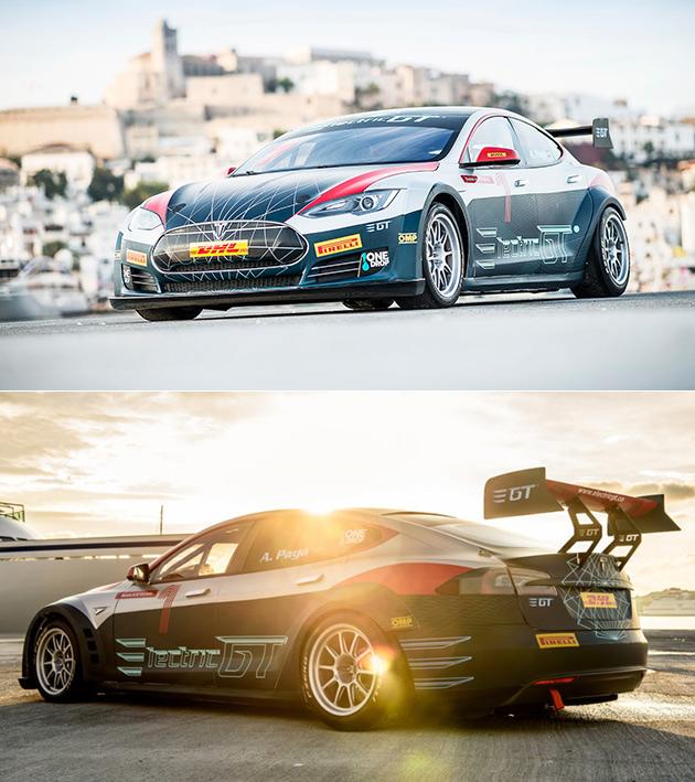 Tesla GT