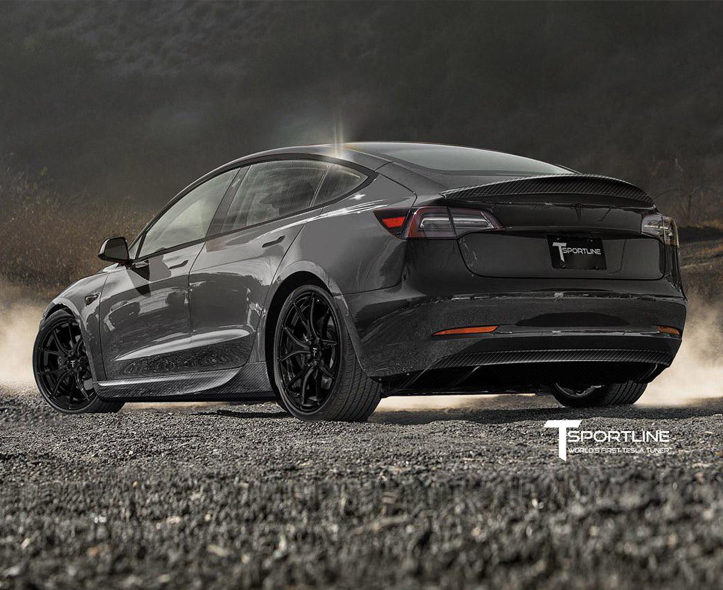 Tesla Inc. Model 3