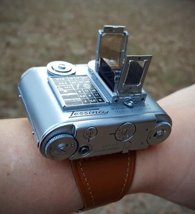 Tessina Wrist Camera
