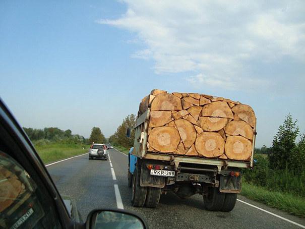 Tetris Logs