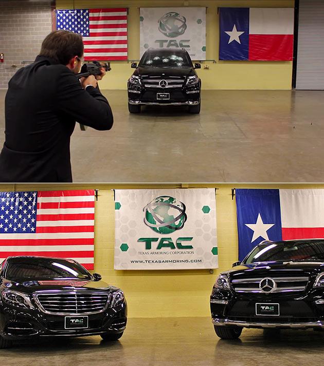 Texas Armoring Corp