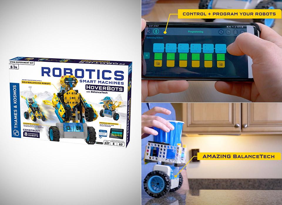 Thams Kosmos Robotics Smart Machines Hoverbots