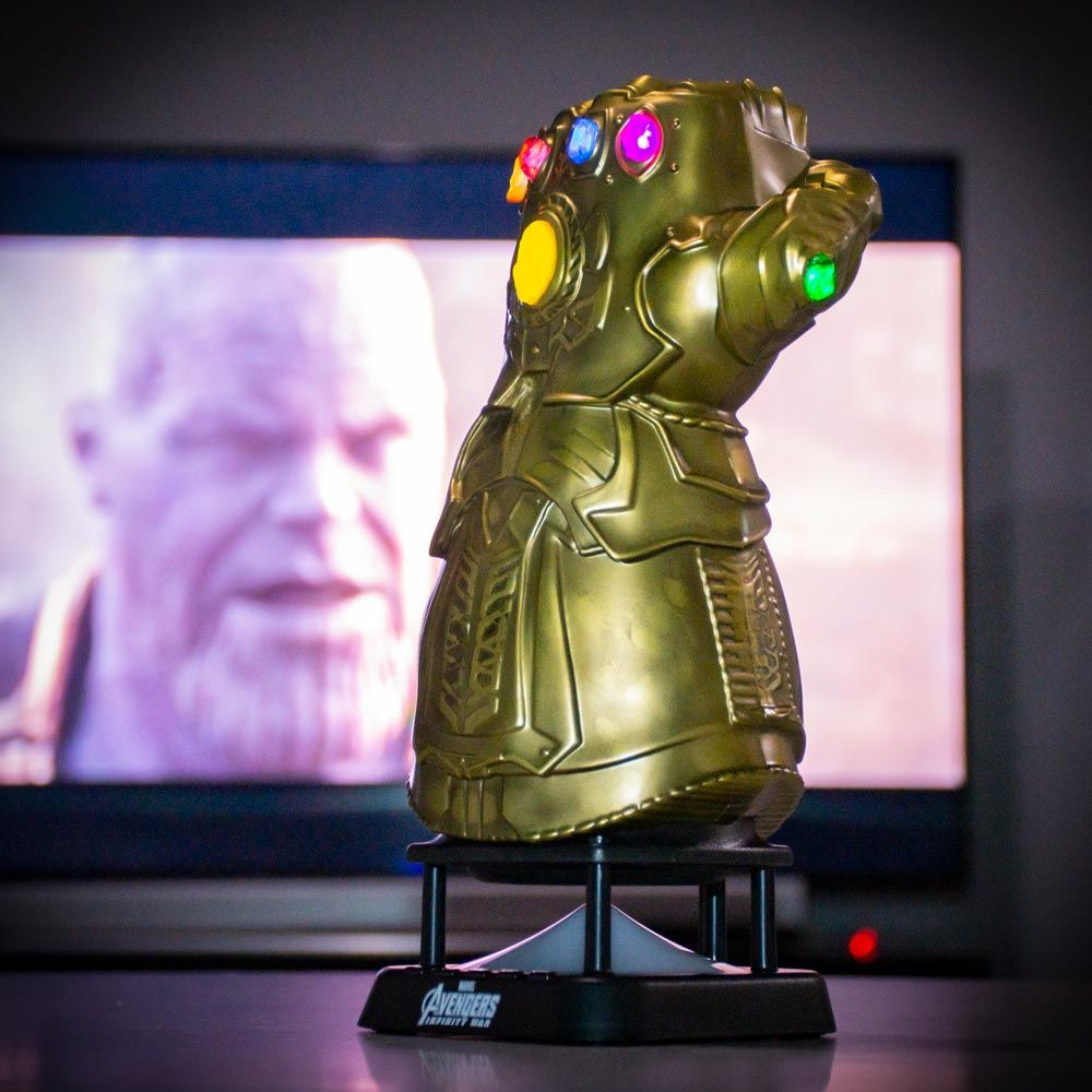 Thanos Infinity Gauntlet Bluetooth Speaker