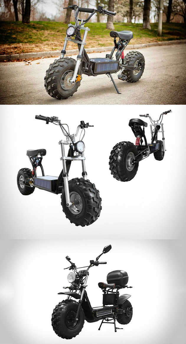 The Beast Scooter