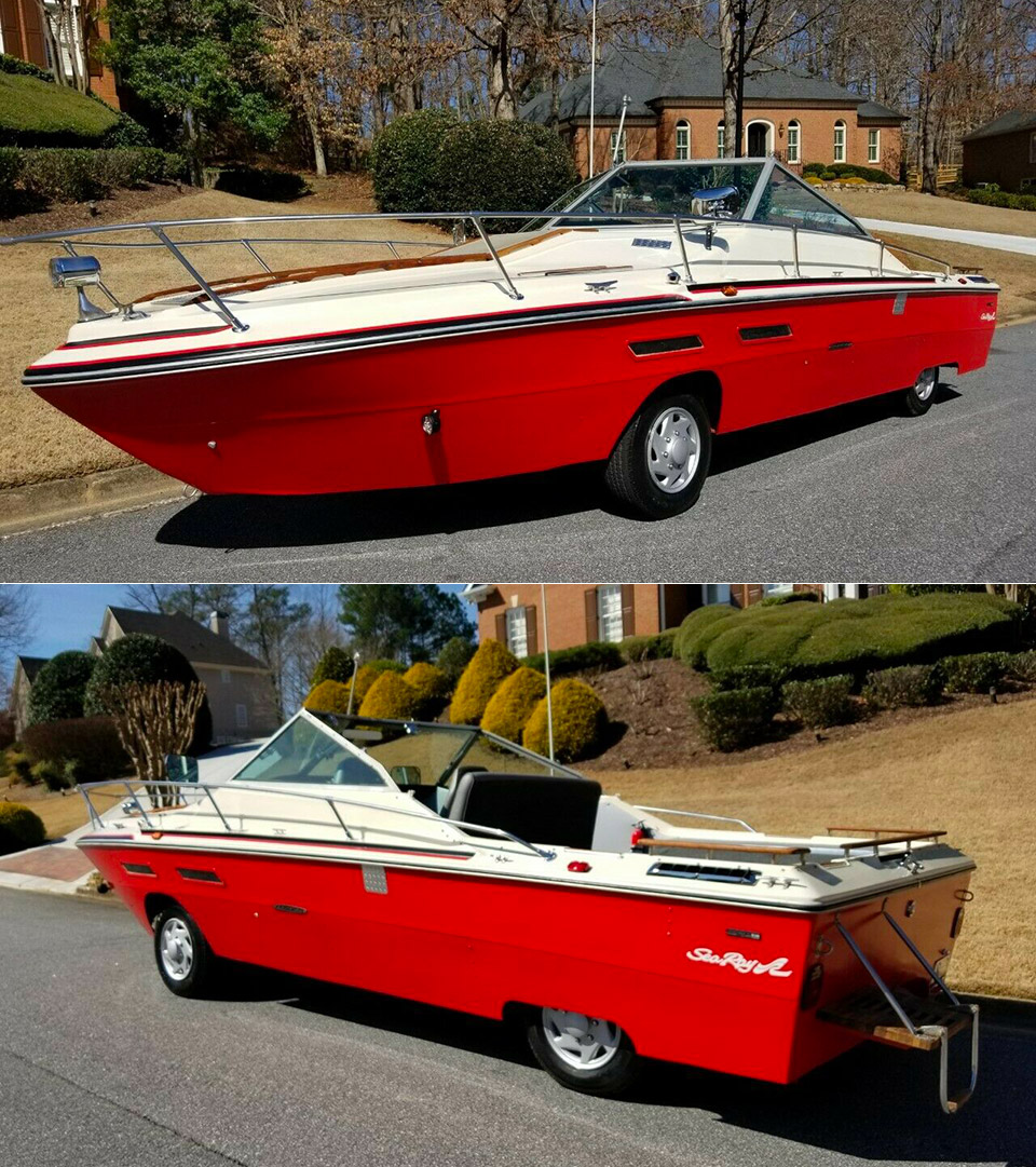 The Boatcar