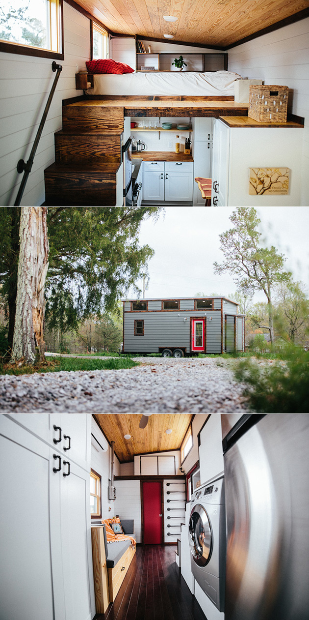The Chimera Tiny House