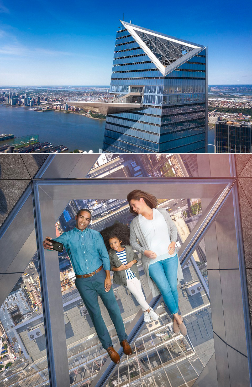 The Edge Hudson Yards Observation Deck