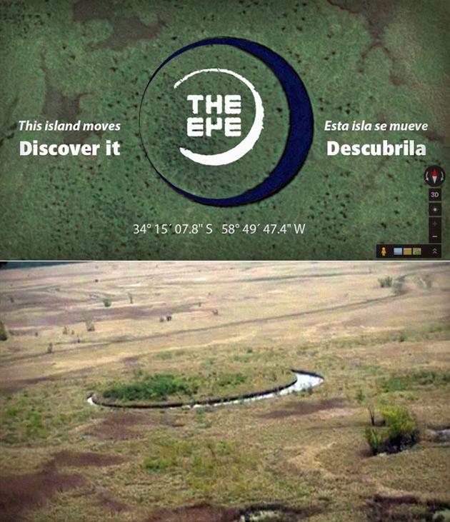The Eye Island