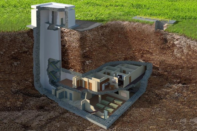 The Facility Underground Bunker