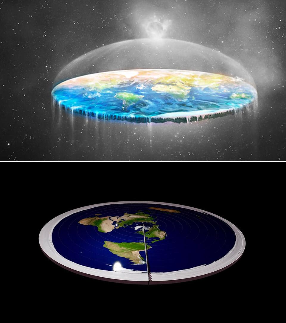 The Flat Earth Society Antarctica