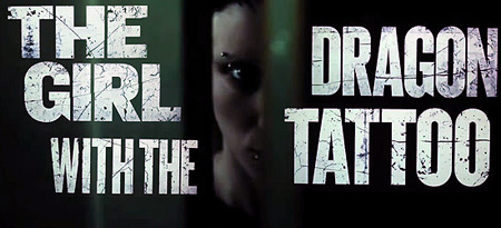 The girl with the dragon tattoo trailer released techeblog for The girl with the dragon tattoo story