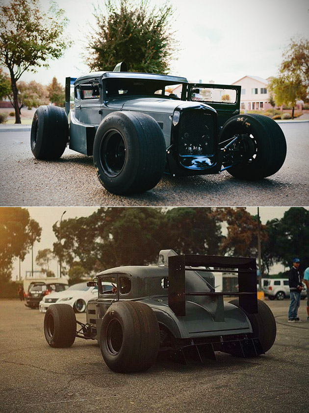 F1 Hot Rod