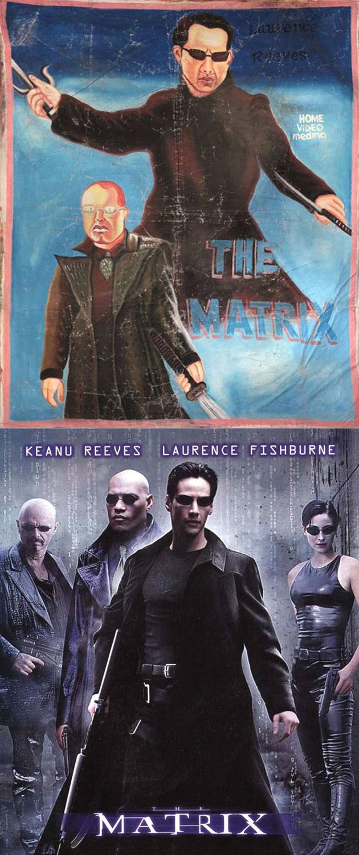 The Matrix Africa