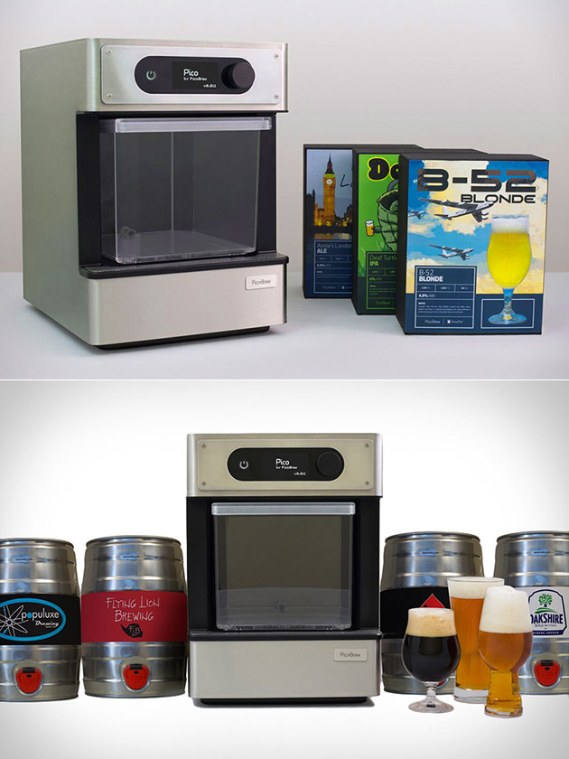 Make Beer Home Pico