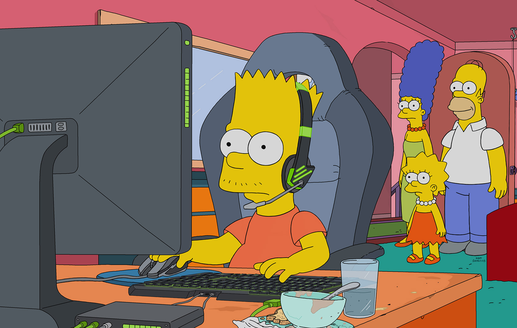 The Simpsons Esports
