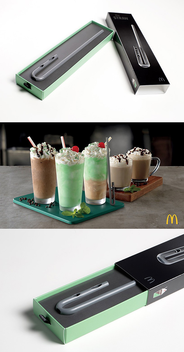 The Straw McDonalds