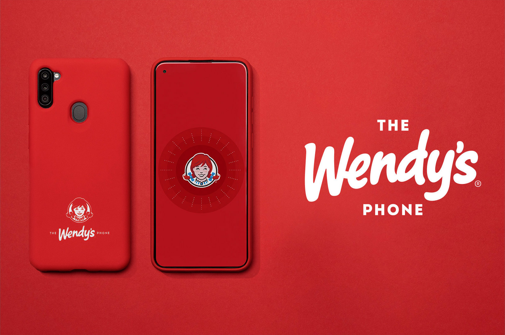 The Wendy's Phone Smartphone Canada Contest
