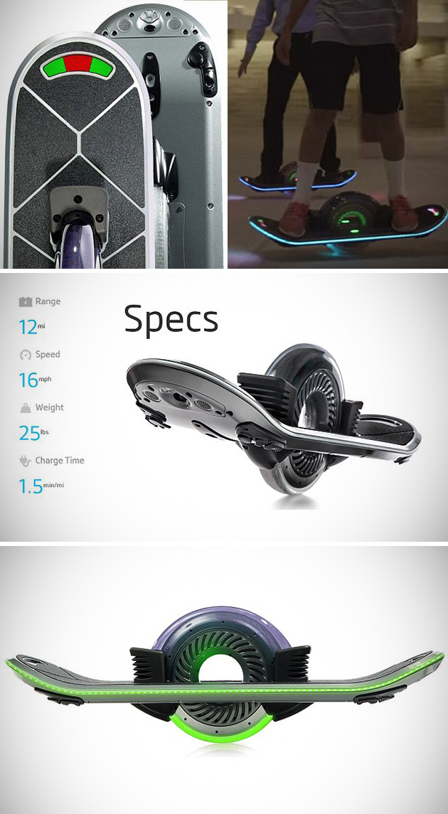The Hoverboard Hoverboard Technologies