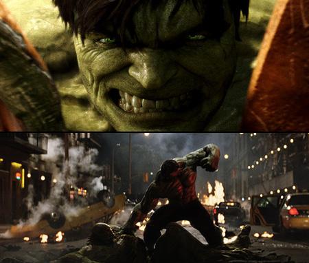 The Incredible Hulk Movie Trailer