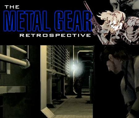 The Metal Gear Retrospective Part Three