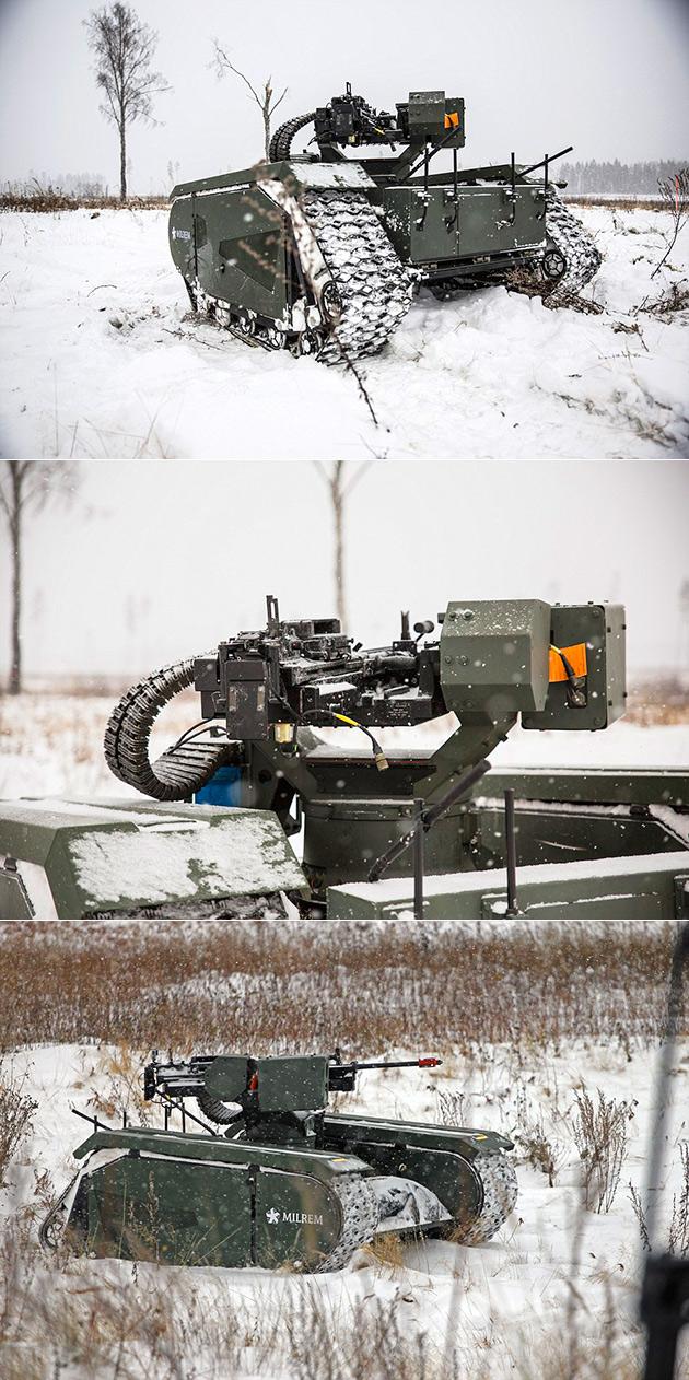 THeMIS ADDER Tank