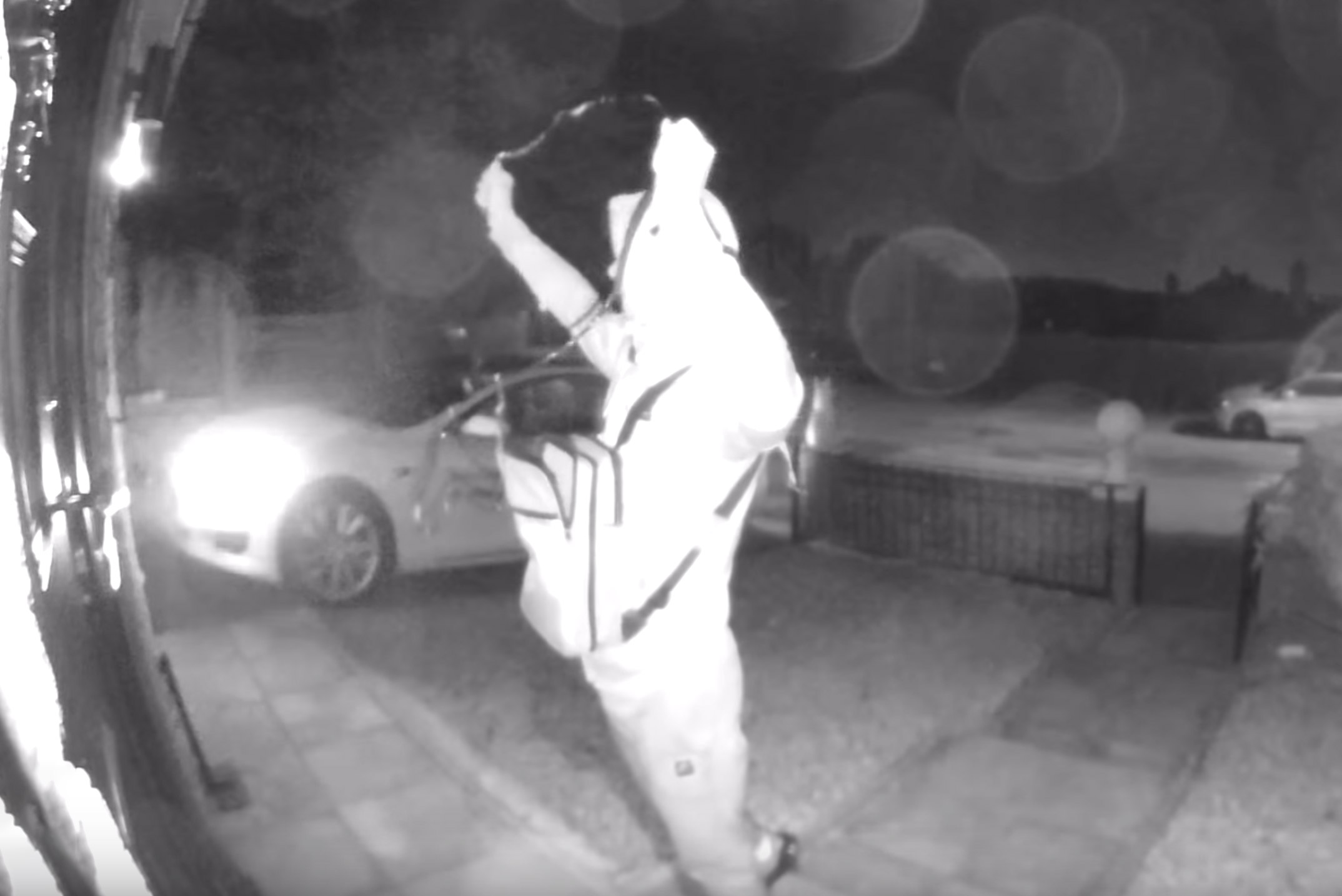 Thieves Keyless Hack Tesla