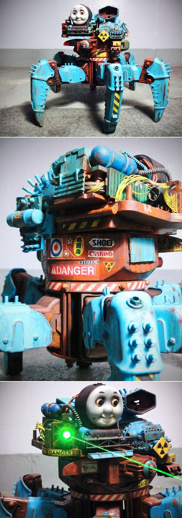 Thomas the Train Robot