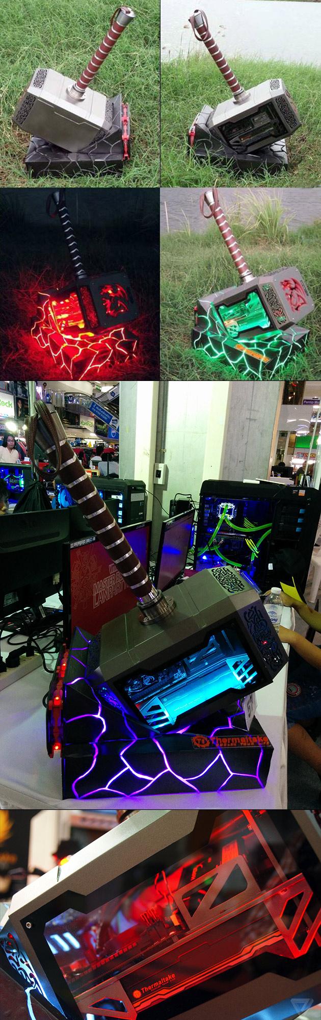 Thor Hammer PC