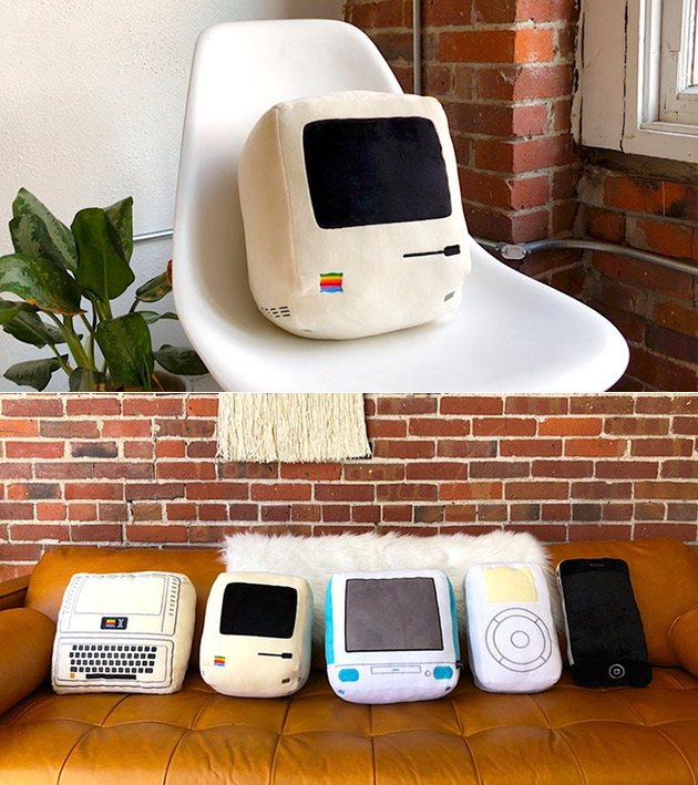 Throwboy Apple Pillows