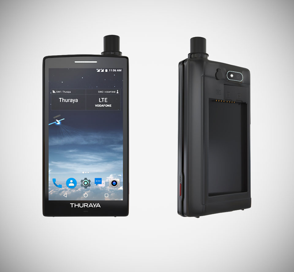 Thuraya X5-Touch Android Satellite Phone